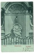 BRUXELLES (1903) - Manneken Pis - Dos Non Divisé - Monuments, édifices