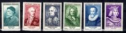 France Série Renoir YT N° 1027/1032 Neufs ** MNH. TB. A Saisir! - Unused Stamps