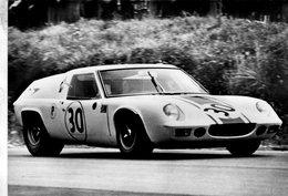 Lotus Type 47 Europa  -  Pilotes: Miles/Taylor  -  500 Miles De Brands Hatch 1967  -  Carte Postale - Le Mans