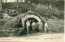 ABRI CONTRE Les CRAPOUILLOTS - - Oorlog 1914-18