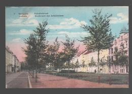 Mechelen - Schuttersvest - Gekleurd - Malines
