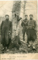 DANS La MEUSE OBUS De 105 ALLEMAND - - Oorlog 1914-18