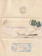 Storia Postale 1934 - Vittorio Emanuele II - - 1900-44 Vittorio Emanuele III