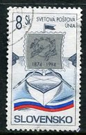 SLOVAKIA 1994 UPU Anniversary Used.  Michel 199 - Usados