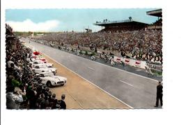 DEPART DES 24 HEURES DU MANS - Le Mans