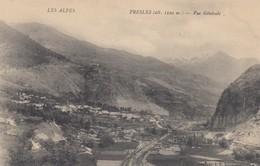 CP PRESLES  HAUTES ALPES  - VUE GENERALE - France