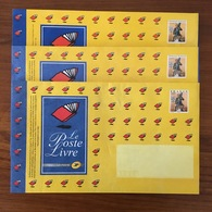 Lot De 3 PAP POSTE LIVRE Différents émis En 1995 / 1997 / 2006 - Neufs - Biglietto Postale