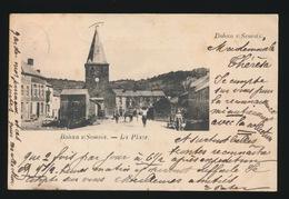 BOHAN  S:SEMOIS -  LA PLACE 1901 - Vresse-sur-Semois