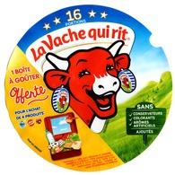 """""""La Vache Qui Rit"""" 16 Portions. - Cheese"""