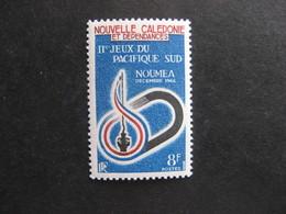 A). Nouvelle-Calédonie: TB N° 328, Neuf X . - Neukaledonien