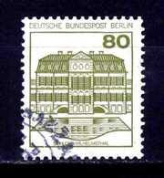 GERMANIA - BERLINO - Jhar 1982 - MICHEL 674 - Usato - Used - Utilisè - Gestempelt. - Usati