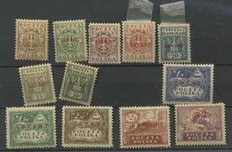 POLSKA. LEVANT Cote Yv. 960,-Euros - Levant (Turquía)