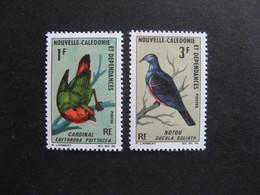 A). Nouvelle-Calédonie: TB Paire N°330 Et N° 331, Neufs X . - Neukaledonien