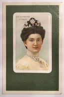 30188 S . M . La Regina D ' Italia - Königshäuser