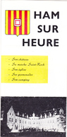 Ham-sur-Heure - Dépliants Touristiques