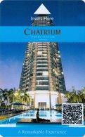 TAILANDIA  KEY HOTEL   Chatrium Hotel Riverside - Hotelkarten