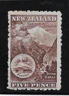 Nouvelle Zelande N°105 - Neuf * Avec Charnière - B/TB - Ungebraucht