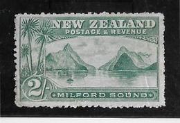 Nouvelle Zelande N°124 - Neuf Sans Gomme - B/TB - Ungebraucht