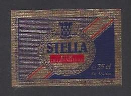 Etiquette De Bière De Grand Luxe   -  Stella -   Brasserie Semeuse à Hellemmes Lille   (59) - Beer