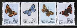 DK 1993 MI 1048-51 - Danimarca