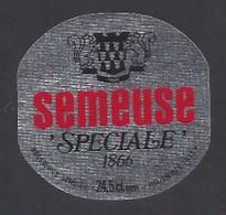 Etiquette De Bière   -  Spéciale 1866 -   Brasserie Semeuse à Hellemmes Lille   (59) - Beer