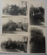 Photox5 LIBERATION Belgique Bevrijding Belgïe Bren Carrier Armoured Cars Truck Septembre 1944 Militaria WW2 - Guerre, Militaire