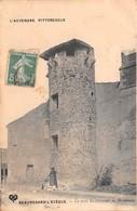 BEAUREGARD-L'EVEQUE - La Tour Du Château De Mirabeau - Francia