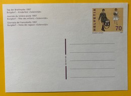 9628 -  Entier Postal No 226  Journée Du Timbre 1997 Neuf Et FDC 20.11.1997 - Stamped Stationery