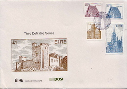 Ireland Stamps On FDC - FDC