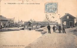 TERGNIER - Le Pont - Les Nouvelles Ecluses - France