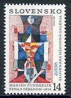 SLOVAKIA 1993 Europa: Contemporary Art  MNH / **.  Michel 174 - Nuevos
