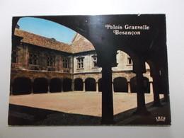 La Cour Interieure Du Palais Granvelle - Besancon