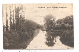 Saint-Simon-Vue Prise De La Charente Prise Du Pont--(D.4240) - France