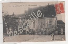 27 EURE - CP ANIMEE LE NEUBOURG VESTIGES DE L'ANCIEN CHATEAU - EDIT. LONCLE EVREUX N° 172 - CIRCULEE - Le Neubourg