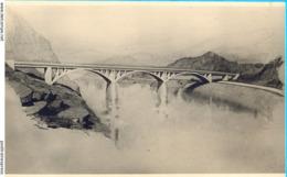 EX. YU. Slovenia. Kanal. The Idea For The  River Soca Bridge. 1953.g. - Objetos