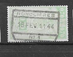 242 Ronquires  Nr 1 - 1923-1941