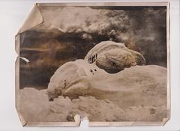 ETAT SEE SCAN MOUNT EGMONT EXTINCT VOLCANO TARANAKI NORTH ISLAND NEW ZEALAND 25*20CM Fonds Victor FORBIN 1864-1947 - Lieux
