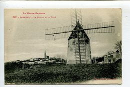 Moulin  Caraman - Francia