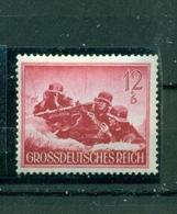 Deutsches Reich,Wehrmacht II, Nr.879 X Postfrisch **BPPgeprüft - Deutschland