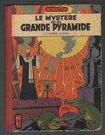 Blake En Mortimer. Le Mystere De La Grande Pyramide. La Chambre D'horus. - Livres, BD, Revues