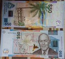 Bahamas - 50 Dollars 2019 UNC Lemberg-Zp - Bahamas