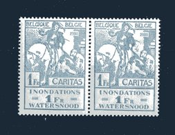 B 1926: Watersnood; COB 238;  Postfris/neuf - Belgique