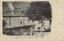 Près BRIOUDE  Moulin De LIGEAC Environs De SAINT-JUST 1905/14 - Brioude