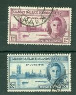 Gilbert & Ellice Islands: 1946   Victory     Used - Gilbert & Ellice Islands (...-1979)