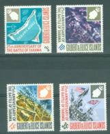 Gilbert & Ellice Islands: 1968   25th Anniv Of Battle Of Tarawa    MNH - Gilbert & Ellice Islands (...-1979)
