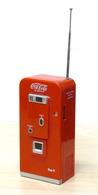 Radio Vintage Coca Cola Company - Anni '70 - Funzionante - Originale Americana - Altre Collezioni