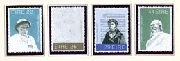 IRELAND  -  1982  Anniversaries  Set  Unmounted/Never Hinged Mint - Unused Stamps