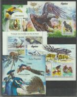 J321. MNH - Nature - Fauna - Birds - 5 Different Pcs - 1 - Altri