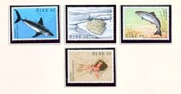 IRELAND  -  1982  Marine Life  Set  Unmounted/Never Hinged Mint - Unused Stamps