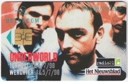 BELGIUM B-533 Chip Belgacom - Advertising, Newspaper - Used - Mit Chip